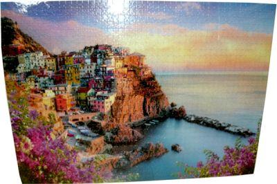1500 elementów puzzli. Ułożyłem 2019-02-15